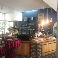 Der Caféstand im Treffpunkt NachbarschaftsEtage