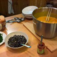 Gemeinsam kochen bei together we share