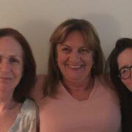 Ruth Ditschkowski, Paula Diederichs, Claudia Theil